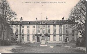 CPA-14-BAYEUX-facade-de-l-039-ancien-Eveche-aujourd-039-hui-Hotel-de-Ville