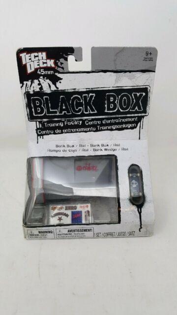 Tech Deck Black Box Double Bank Rail #20040686