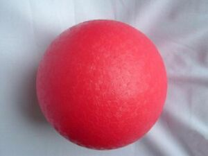 "LOT OF 12 - 7.5"" DODGE BALLS!!! PLAYGROUND KICK BALL"