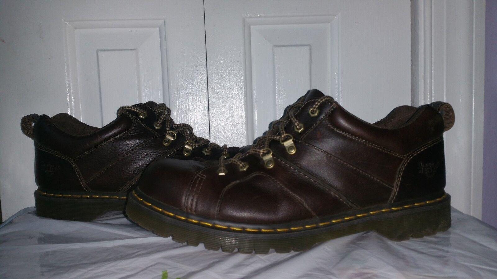 Dr. Martens AirWair Shoes Finegan Mens Brown-Black Shoes AirWair Size 14M c060b8