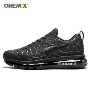 ONEMIX-Men-Running-Shoes-Black-Outdoor-Walking-Athletic-Shoes-Trail-Sport-Shoes