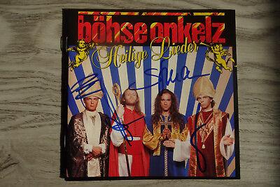 Böhse Onkelz Heilige Lieder Songs
