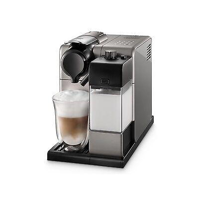 DeLonghi EN550S Lattissima Touch Nespresso Coffee Machine - Silver