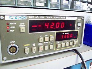 Ando-AQ1135E-Optical-Power-Meter-e-w-Sensor-Head-model-AQ1973