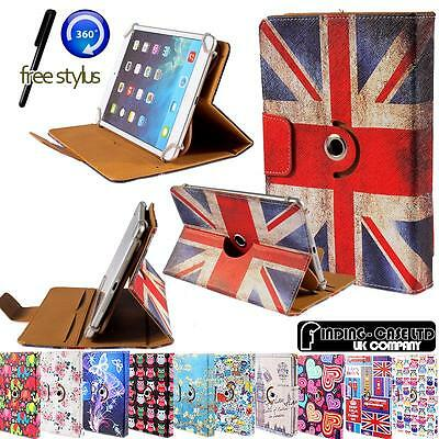 Universal Leather Case Cover Stand for Android 4.4 KitKat Tablet 7 8 9 10 inch