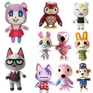 New-Animal-Crossing-Celeste-Raymond-Judy-Bob-Marina-Soft-Plush-Toy-Doll-Gifts
