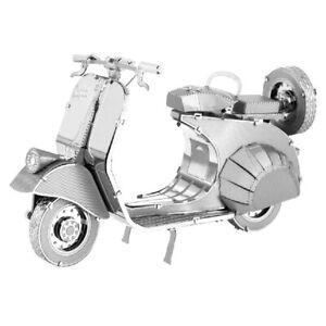 Metal-Earth-1955-Vespa-125-3D-Metal-Kit-Original-1154