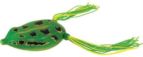 Spro SBEF60GRNT Bronze Eye Frog Jr 1//2 oz Green Tree Frog 7945