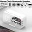 thumbnail 5 - Bosina Altavoz Portátil LED Inalámbrico Speaker con Bluetooth USB/AUX/FM Radio