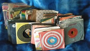 45-rpm-7-034-record-lot-175-country-50s-60s-70s-in-sleeves-FREE-SHIPPING-jukebox