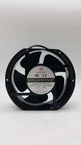 SPEEDY SA17251CA2 220V-240V 0.22A 48W 17251 Cabinet Cooling Air Fan