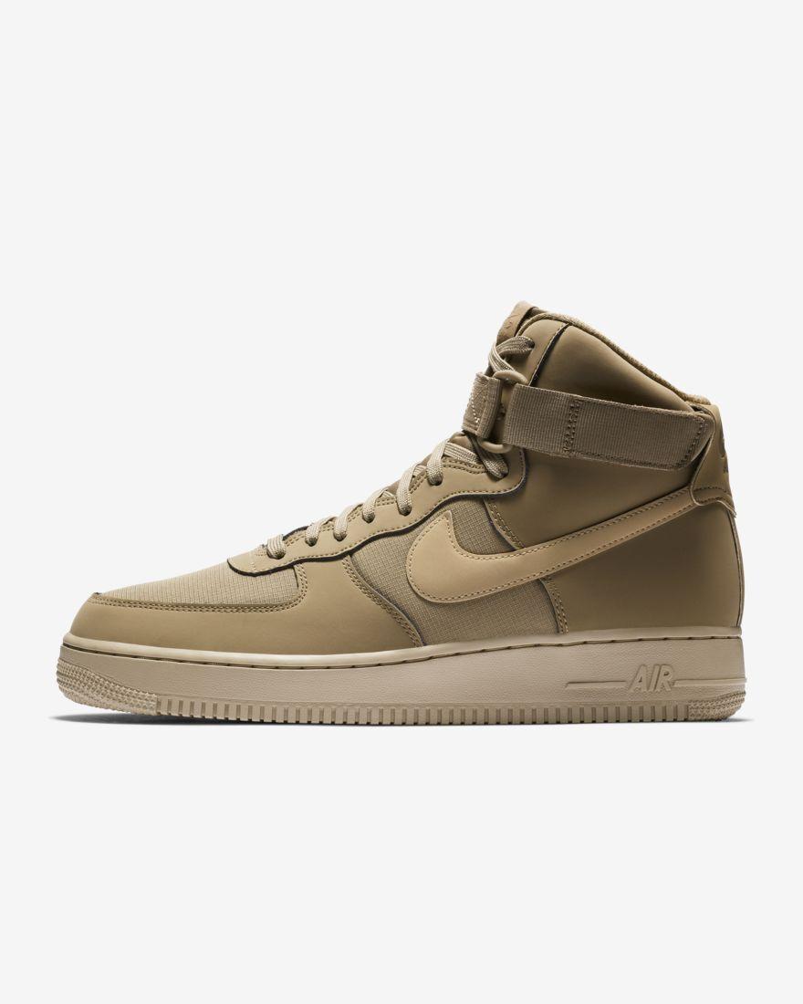 Nike Air Force 1 Low AF1 High DESERT SAND TAN BROWN CANTEEN 315121-206 sz 10