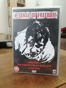 A-SENSE-OF-FREEDOM-DAVID-HAYMAN-BRAND-NEW-amp-FACTORY-SEALED