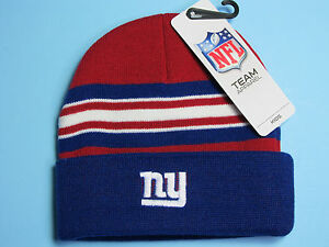 45be7096917 New York Giants Cuffed Knit Hat NY Giants Toddler clothes Beanie Hat ...