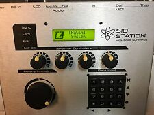 Elektron SidStation  Commodore 64 sound synthesizer /synth SID Station //ARMENS