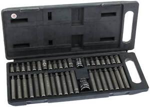 Innen-Vielzahn-Nuesse-Torx-Werkzeug-Set-40-tg-Inbus-Nuss-Steckschluessel-Satz-Bits