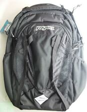 Jansport Ember Backpack Unisex Style fit to 15-inch Laptop - Black  New with Tag