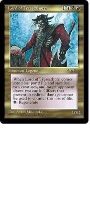 1x Keeper of Tresserhorn Alliances MtG Magic Black Rare 1 x1 Card Cards