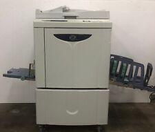 Riso Ez591u Ledger Duplicator Usb Printer Risograph Ez591 Only 266k Prints Great