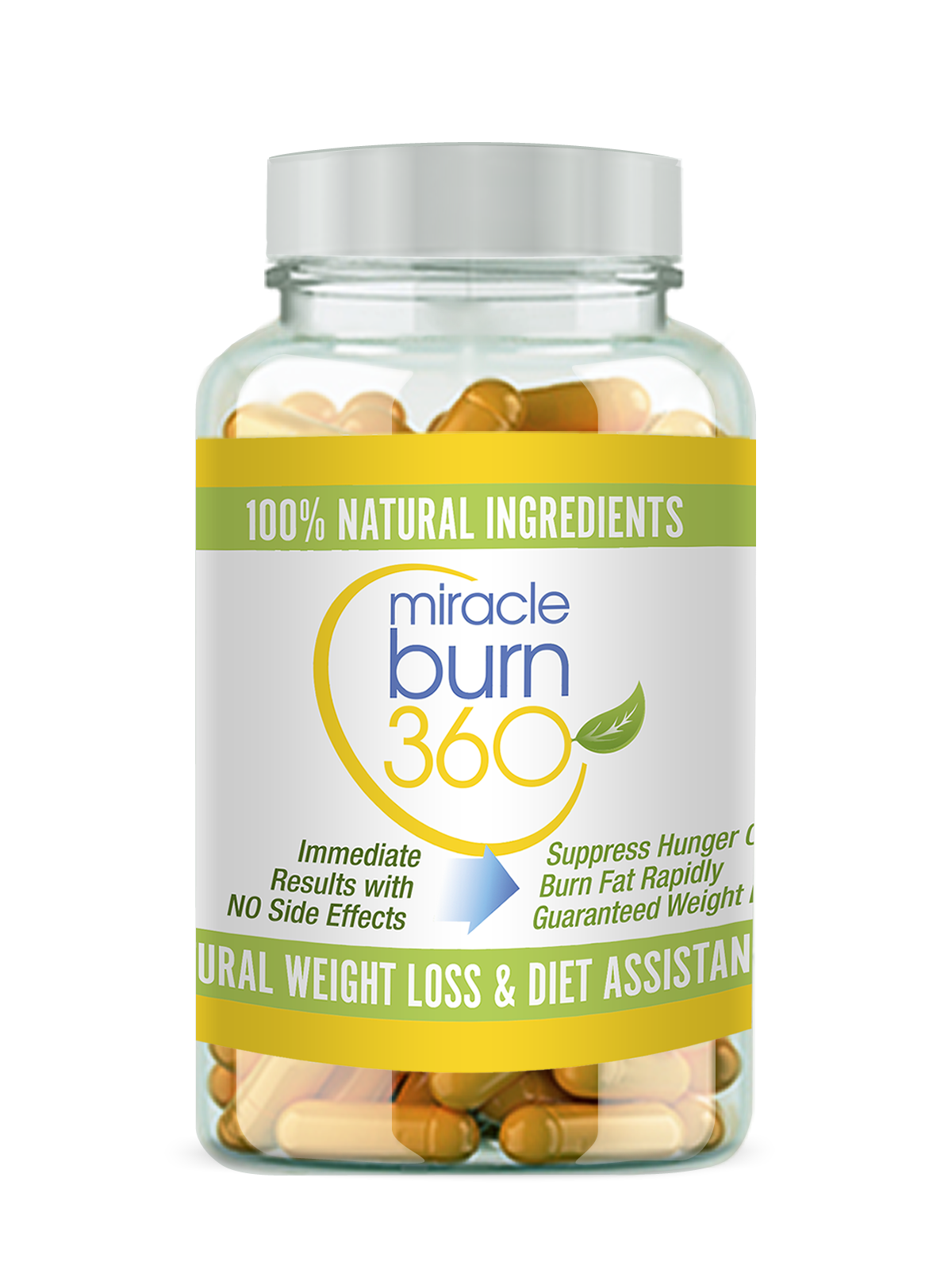 Miracle Burn 360 one a day Weight Loss / Diet pills and Appetite suppressant. s l1600