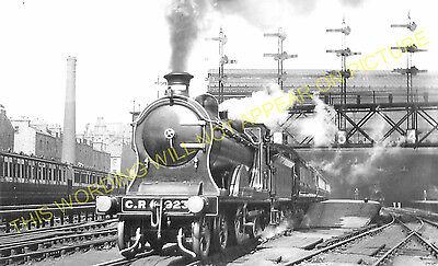 5 Edinburgh Princes Street Railway Station Photo Caledonian Railway.