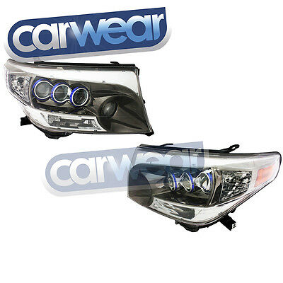 PROJECTOR HEAD LIGHTS FOR TOYOTA LAND CRUSIER FJ200 SERIES 08-12