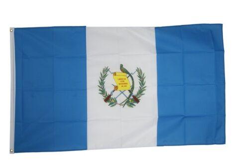 Fahne Guatemala Flagge guatemaltekische Hissflagge 90x150cm