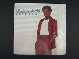 Billy Ocean - Love Zone Vinyl LP Record Album JL8-8409