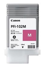 Canon PFI-102M Magenta Ink Cartridge