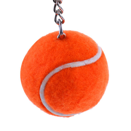 Tennis Ball Schlüsselanhänger Schlüsselanhänger Handy Dekor Ornament