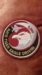 Patch Nato Tiger Eagle driver