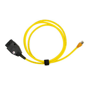 Details about BMW OBD2 ENET Cable BOOTMOD3 F-Series Coding i3 i8 ESYS  3 32 1 OBD-II G30 G12