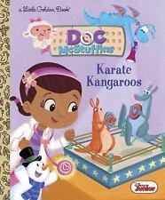 Little Golden Book: Karate Kangaroos (Disney Junior: Doc Mcstuffins) by Judy...