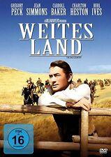 Weites Land - Gregory Peck - Charlton Heston - DVD - OVP - NEU