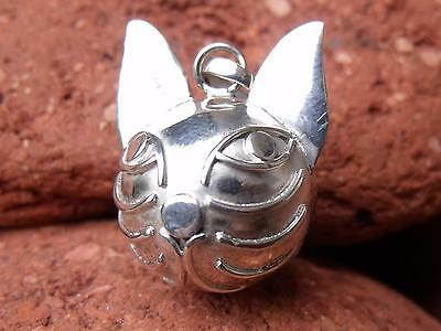 CAT BALINESE 925 SILVER HARMONY/CHIME BALL ANGEL CALLER SILVERANDSOUL JEWELLERY
