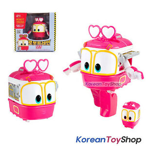 Details about Robot Trains SELLY Transformer Robot Toy Korean Animation  Transforming w/ Becky