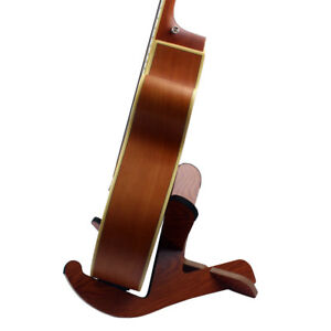Details About Diy Wood Guitar Stand Support For Music Store Home Exhibition Decoration