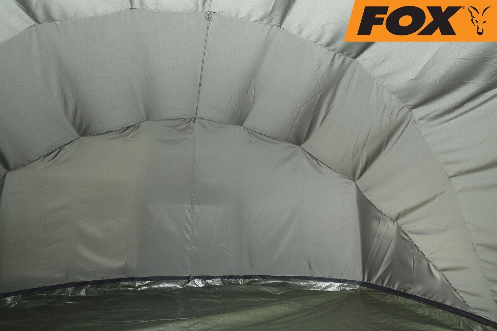 Fox Retreat+ 2-man inner dome – Innenzelt für Angelzelt, Innenkabine für Zelte