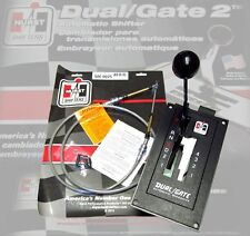 82-92 Camaro Z28/ Firebird Hurst Dual Gate 2 Shifter TH700 R4 Complete 2920000