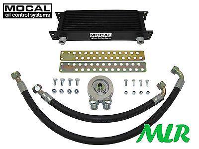 PEUGEOT 205 309 GTI MI16 MOCAL 13 - 19 ROW ENGINE OIL COOLER & FITTING KIT RQ