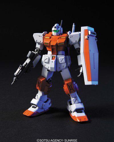 HGUC 1/144 RGM-79 powered gym Mobile Suit Gundam 0083 MEMORY STARDUST