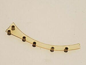 1978 BALLY STRIKES AND SPARES PINBALL MACHINE PLAYFIELD PLASTIC M-1330-150-2