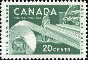 Canada-Scott-362-Paper-Industry-VF-MNH-OG-20383
