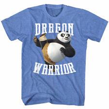 d11d5043 item 1 Kung Fu Panda Po Dragon Warrior Men's T Shirt Dreamworks Cartoon  Movie Blue -Kung Fu Panda Po Dragon Warrior Men's T Shirt Dreamworks  Cartoon Movie ...