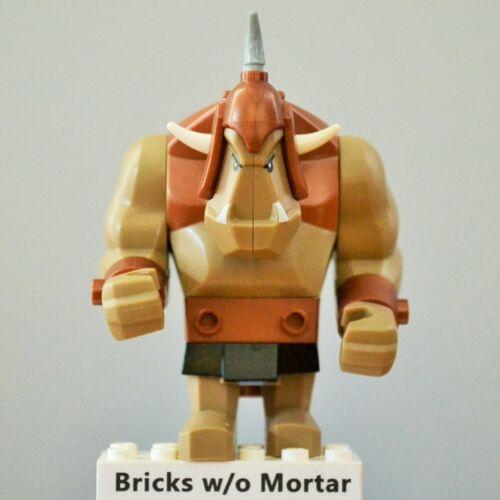 New Genuine LEGO Dark Tan Large Troll Minifig Castle 7036