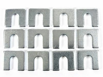 FENDERS ETC FRONT ENDS BODY SHIMS STOCK STYLE FOR RESTORATION DOORS TRUNK