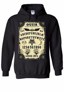 Ouija Board Spooky Horror Men Women Unisex Top Hoodie Sweatshirt 2070