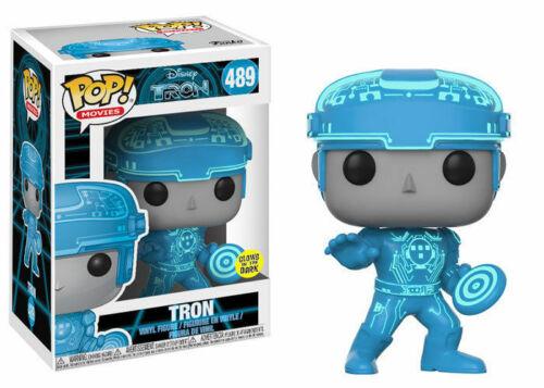 Pop MOVIES TRON 489 TRON FUNKO