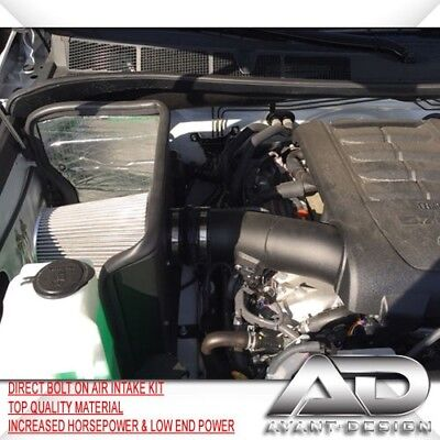 """2012-2019 FOR TOYOTA TUNDRA TRUCK 5.7L 5.7 V8 AF DYNAMIC COLD AIR INTAKE KIT 4/"""""""