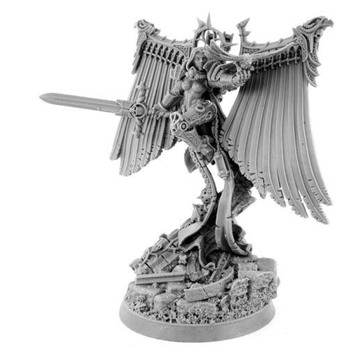 Emperor Sister Saint Celestia PIN-UP Verset wargame Exclusive we-bs-002